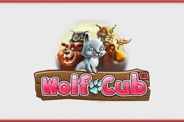 Обзор игрового автомата Wolf cub (Волчонок): NetEnt