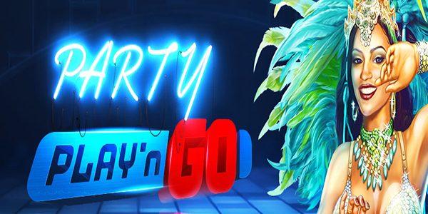 Денежный турнир Party Play'n Go в казино Energy