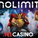 Новый казино провайдер Nolimit City в N1 Casino